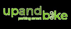 Logo Up and Bike - parking smart